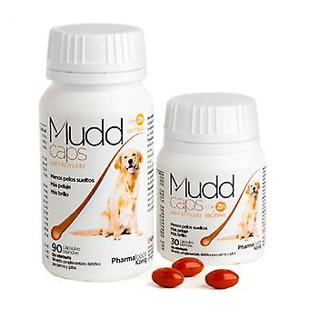 König Mudd caps with Zn and Biotin. Moulting 30 capsules (Hunde , Nahrungsergänzung)