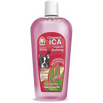 Ica Bulldogge 400Cc Aloe Vera Shampoo (Hunde , Fell und Hygiene , Shampoos)