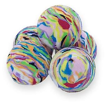 Pawise Cube Toys Cat Pawise-Marbled Ball (Katten , Speelgoed , Ballen)