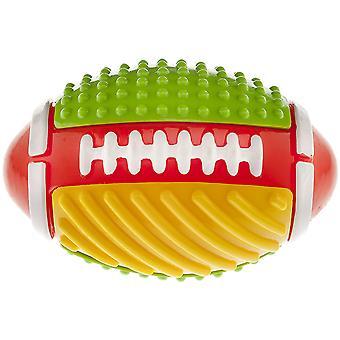 Ferribiella Rugby Ball (Hunde , Spielzeug und Sport , Bälle)