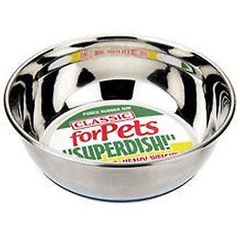 Classic For Pets SUPERDISH 2800ml     6pcs (Dogs , Bowls, Feeders & Water Dispensers)