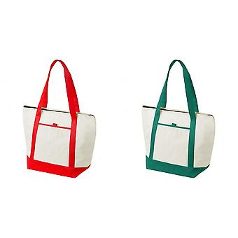 Bullet Lighthouse Non Woven Cooler Tote