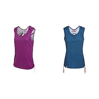 Trespass Womens/Ladies Ono Adventure Sleeveless Vest Top With Round Neck