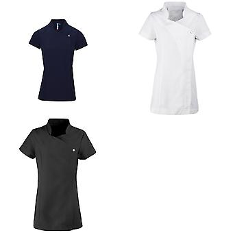 Premier Ladies/Womens *Blossom* Tunic / Health Beauty & Spa / Workwear (Pack of 2)