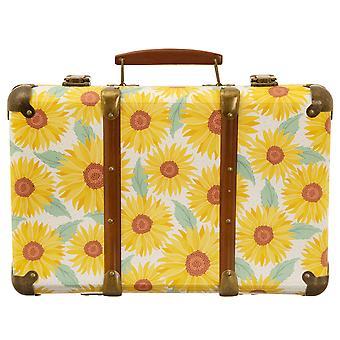 Sass & Belle Sunflower Matkalaukku