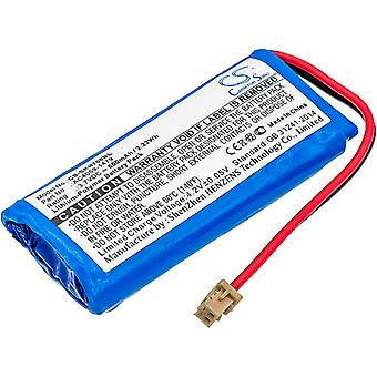 Battery for Socket Mobile AC4059-1479 CHS 7Qi CHS 7X CHS 7Xi CHS 7XiRx CHS 7XRx