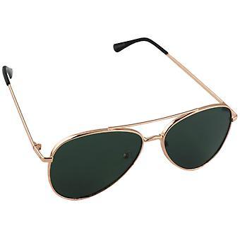 Óculos de sol UV 400 Aviator Gold Green 2704_12704_1