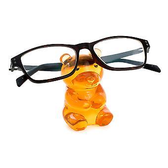 El titular de las gafas Yummie Bear Orange
