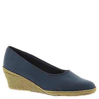 Beacon Shoes Women's Newport,Navy Canvas,US 10 SS