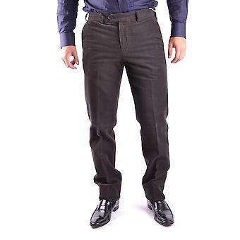 Aspesi Ezbc0671019 Pantaloni di cotone marrone