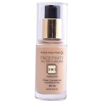 Max Factor Facefinity 3In1 Primer, Concealer & Foundation #48