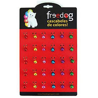 Freedog kolorze jingle bells (ekran 30uds)