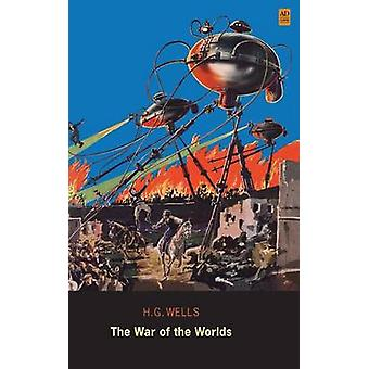 The War of the Worlds Ad Classic Illustrated by Wells & H. G.
