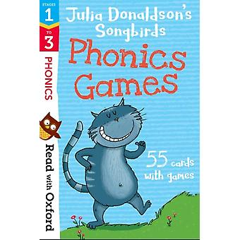 Read with Oxford Stages 13 Julia Donaldsons Songbirds P by Donaldson