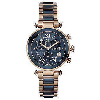 Gc Guess Collection Y05009m7mf Lady Chic Ladies Watch 36 Mm