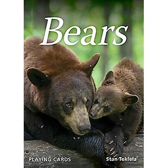 Bears Playing Cards by Stan Tekiela - 9781591939573 Book