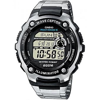 Casio часы радио управления WV-200DE-1AVER