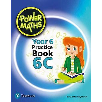 Power Maths Year 6 Pupil Practice Book 6C - 9780435190354 Book