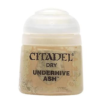 Underhive Ash, Citadel Paint - Dry, Warhammer 40,000/Age of Sigmar