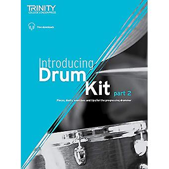 Introducing Drum Kit - Part 2 by George Double - 9780857368089 Book