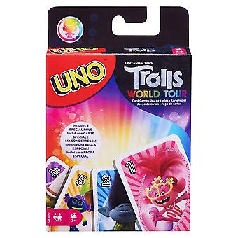 Trolls, UNO - Card Game