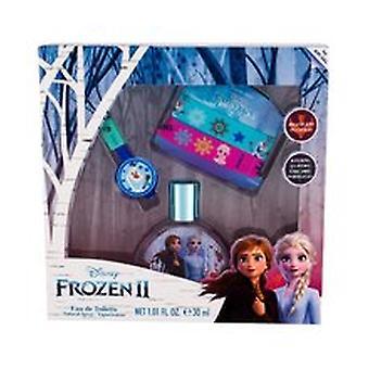 FRAGRANCES FOR CHILDREN - Frozen II SET EDT 30 ml + key ring + bracelet 2 pcs - 30ML