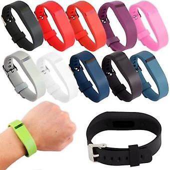 Replacement Wristband Bracelet Strap Band for Fitbit Flex Classic Buckle[Yellow] BUY 2 GET 1 FREE Supplier 14
