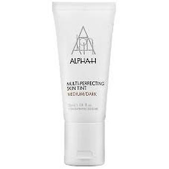 Alpha-H Multi Perfecting Skin Tint SPF15 30ml - Medio/Scuro