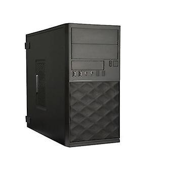 In Win Ef052 Matx Mini Tower 400W 80Plus Gold Usb3 Case