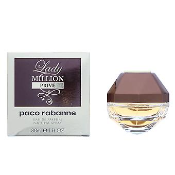 Paco Rabanne Lady Million Prive Eau de Parfum 30ml Spray For Her