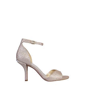 Michael By Michael Kors 40r0mlha1d210 Femmes'sandales en cuir doré