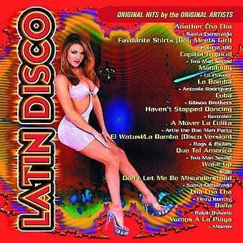 Latin Disco - Latin Disco [CD] USA import