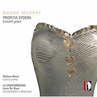 G. Muffat - Georg Muffat: Propitia Sydera; Concerti Grossi [CD] USA import