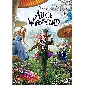 Alice in Wonderland (2010) [DVD] USA import