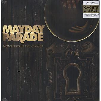 Mayday Parade - Monsters in the Closet [Vinyl] USA import