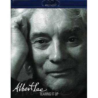 Scheuren het: Albert Lee [BLU-RAY] USA importeren