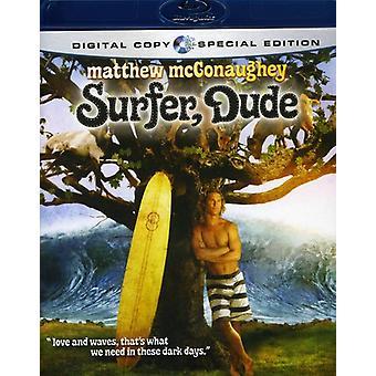 Surfer Dude [BLU-RAY] USA import