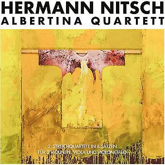 Albertina Quartett [CD] USA import