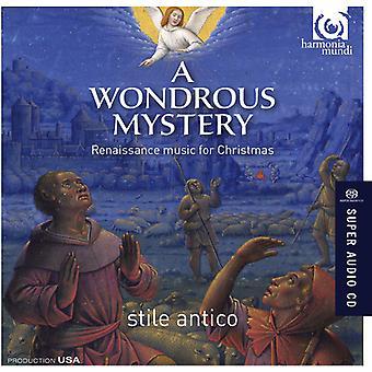 Stile Antico - Wondrous Mystery [SACD] USA import