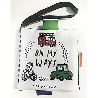 Wee Gallery Buggy Books - On My Way by Surya Sajnani - 9780711242937 B