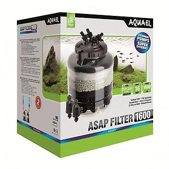 Aquael Externer Filter Asap-1600 (Fische , Filter und Pumpen , Außenfilter)