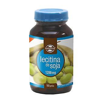 Lécithine de soja 180 perles de 1200mg