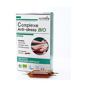 Ampoules - BIO Anti-Stress Complex 20 units of 15ml