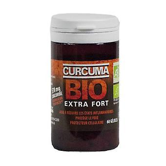 Organic turmeric 60 capsules