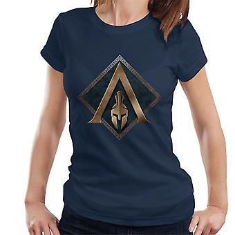 Assassin's Creed Alexios Bronze Logo Women's T-Shirt
