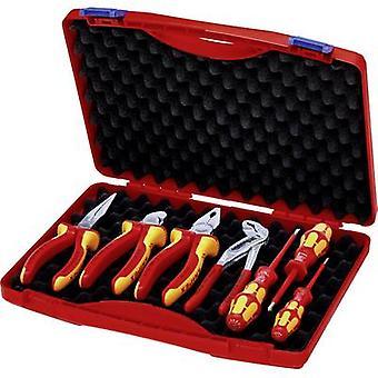 Knipex 00 21 15 kit de herramientas VDE caja de 7 piezas