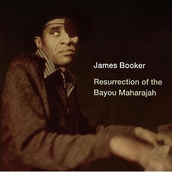 James Booker - résurrection de l'importation USA Bayou Maharajah [CD]