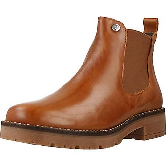 Pitillos Booties 6432p Color Leather