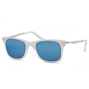 نظارات شمسية Unisex واندر Cat.3 الأبيض / الأزرق (CWI541)