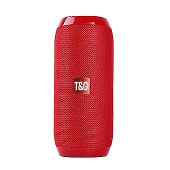 Wasserdicht, tragbar, zylindrische Form Wireless Subwoofer/Bass